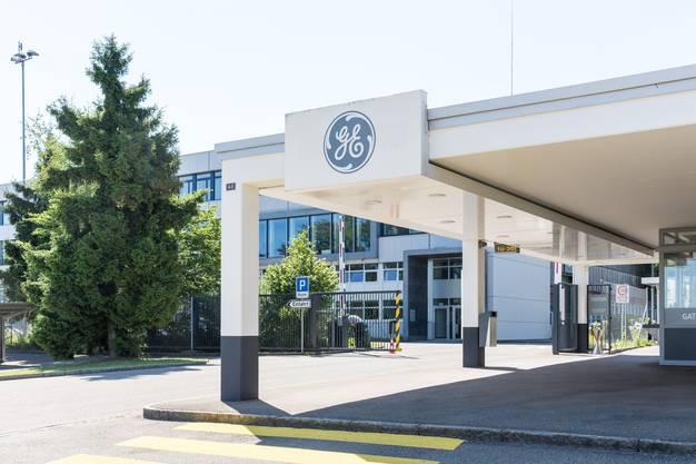 Die Zweigniederlassung von General Electric in Birr.