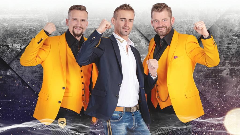 Grubertaler mit neuem Schlageralbum