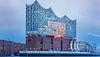 Zieht ein Millionenpublikum an: die Elbphilharmonie in Hamburg.