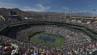 In Indian Wells wird im März kein Profi-Tennis gespielt