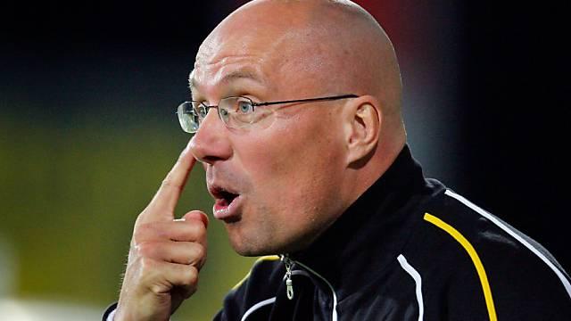 Winterthurs neuer Trainer Jürgen Seeberger hat ein gutes Näschen.