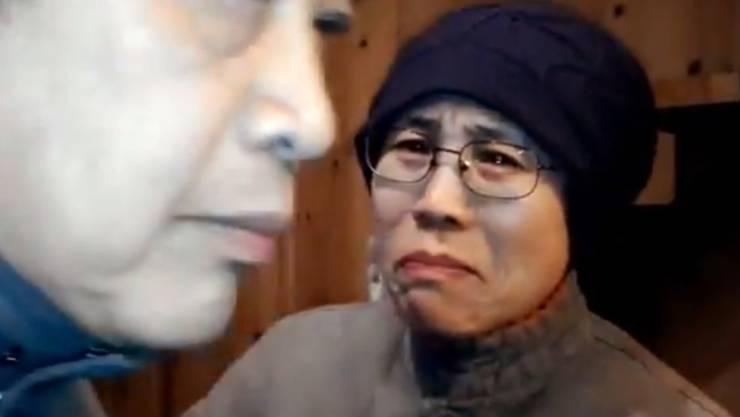 Sie lebte während acht Jahren in China unter Hausarrest: Liu Xia, Witwe von Friedensnobelpreisträger Liu Xiaobo. (Archivbild)