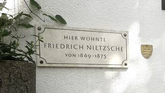 Friedrich Nietzsche wohnte 10 Jahre lang in Basel. Eine nach ihm benannte Strasse hat er aber noch nicht erhalten.