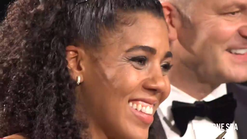 Sports Awards: Mujinga Kambundji ist «Sportlerin des Jahres» 2019