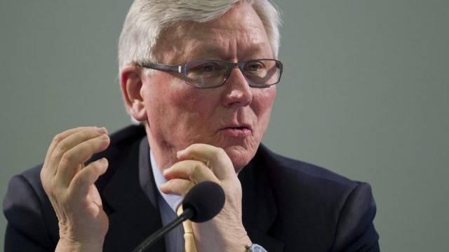 Markus Akermann, Ex-CEO von Holcim (Archiv)