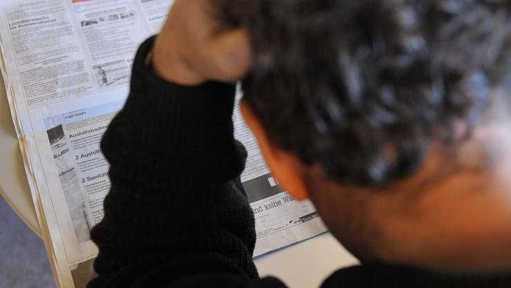 10'704 Personen waren Ende April im Aargau als Arbeitslose gemeldet.