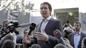 Sebastian Kurz heisst der Wahlsieger in Österreich. Der ÖVP-Mann ist erst 31 Jahre alt.