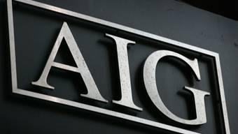 Musste 2008 von der US-Regierung mit einer Milliardenspritze gerettet werden: der Versicherer AIG (Archiv)