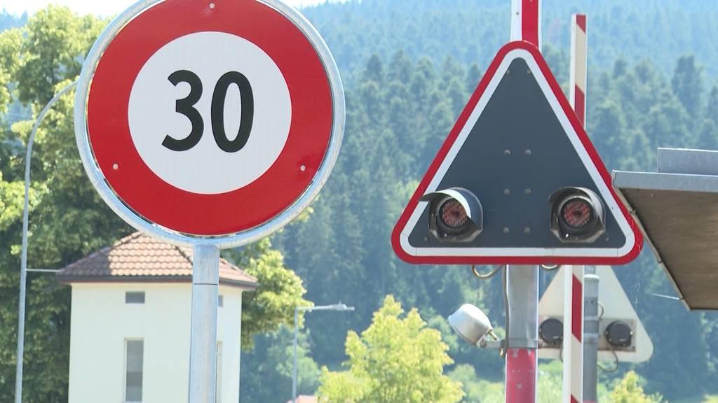 30er-Zone in Zäziwil sorgt für rote Köpfe