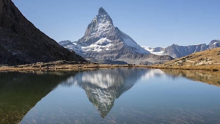 Zwei Tote: Am Mittwoch sind ein Bergführer und sein Gast abgestürzt. (Archivbild)