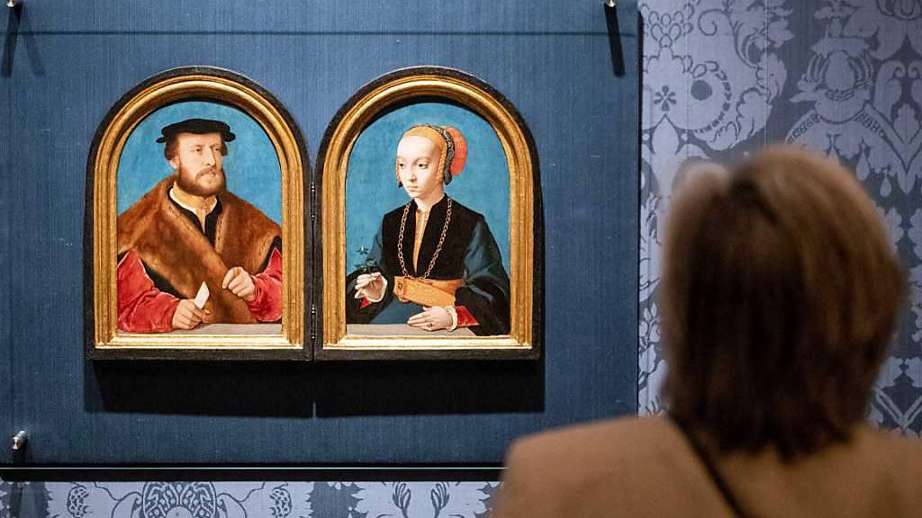 Mauritshuis: Gemaltes Brautpaar nach 125 Jahren wieder vereint