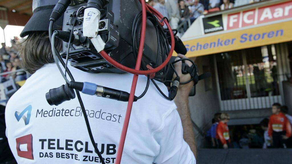 Aus Teleclub, dem langjährigen TV-Partner der SFL, wurde in diesem Herbst blue Sport