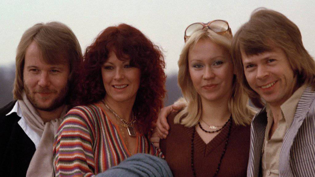 1978 waren ABBA noch ein Herz und eine Seele, 1982 gingen sie (auch privat) auseinander. Mehr als 30 Jahre später nähren sie die Hoffnungen auf eine Reunion. (Archivbild)