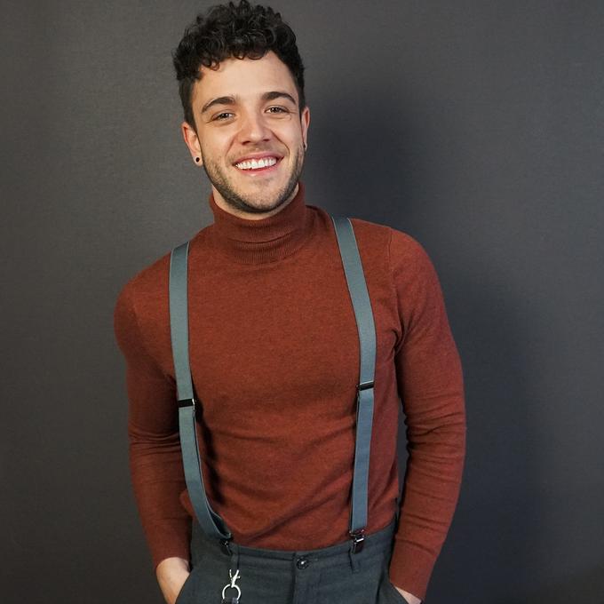 Luca Hänni: «Ich sah aus wie der grösste Idiot»