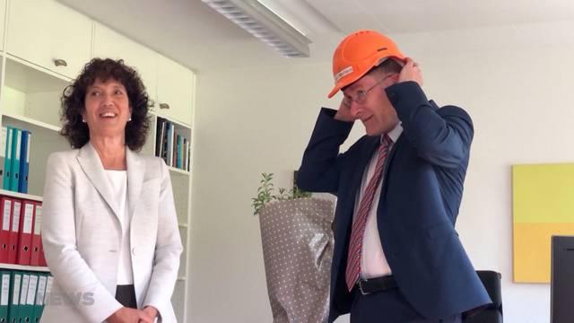 Barbara Egger-Jenzer tritt aus Regierungsrat zurück