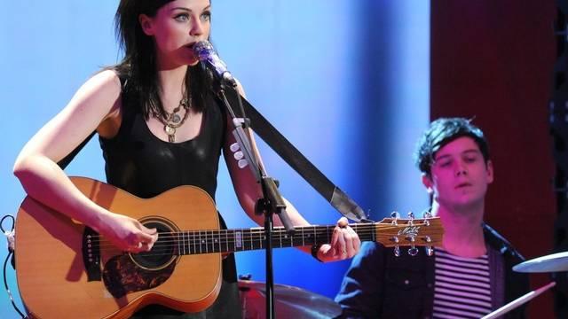 Wir am Heiteren Open Air rocken: Amy Macdonald
