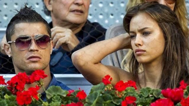 Das wars: Ronaldo und Shayk gehen getrennte Wege (Archiv)