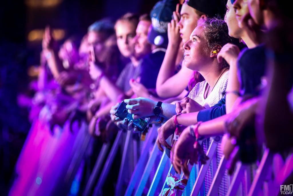 Der heisse Freitagabend am Szene-Openair 2017 (© Raphael.Rohner-FM1Today)