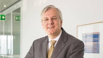 Roche-Präsident Christoph Franz unterstütz das Rahmenabkommen mit der EU klar.