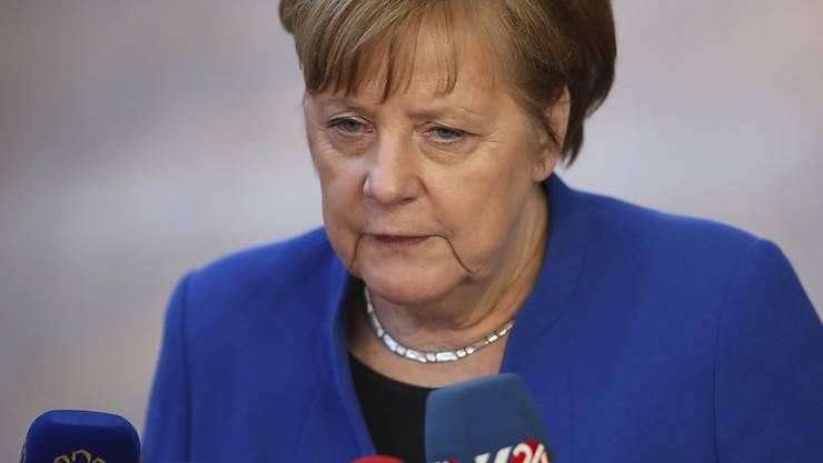 Die deutsche Kanzlerin Angela Merkel will einen Brexit ohne Deal vermeiden und Grossbritannien eine längere Frist zur Brexit-Verschiebung geben. Dies machte sie am Mittwoch kurz vor dem EU-Sondergipfel in Brüssel deutlich.
