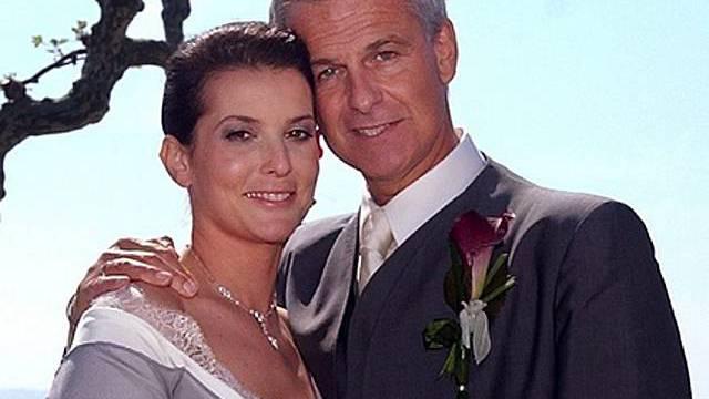 Franco Knie mit seiner Frau Claudia