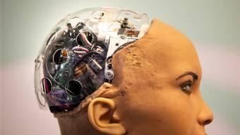 Wenn ein Android menschenähnlich ist – dürfen wir ihn dann einfach so umbringen? Ian McEwan stellt moralische Fragen.ENRIC FONTCUBERTA/EPA/Keystone
