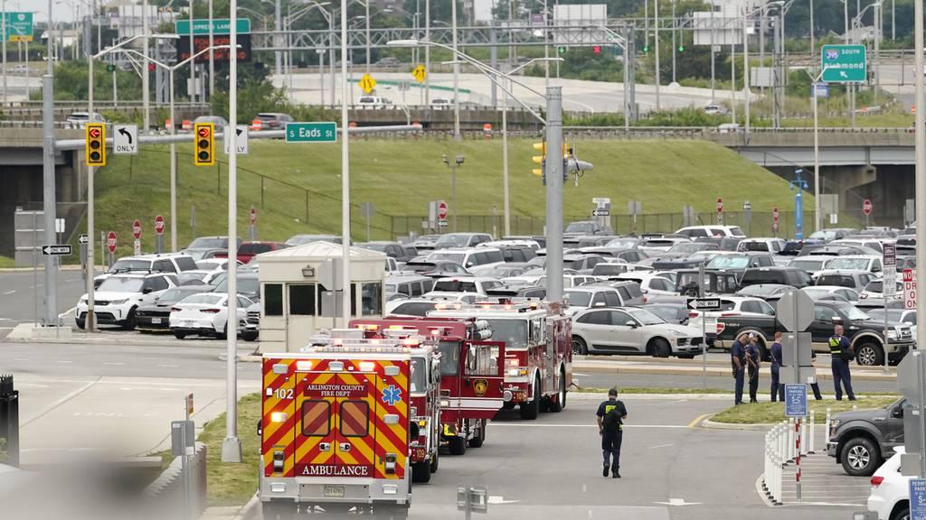 Pentagon bestätigt: Ein Polizist bei Schiesserei getötet