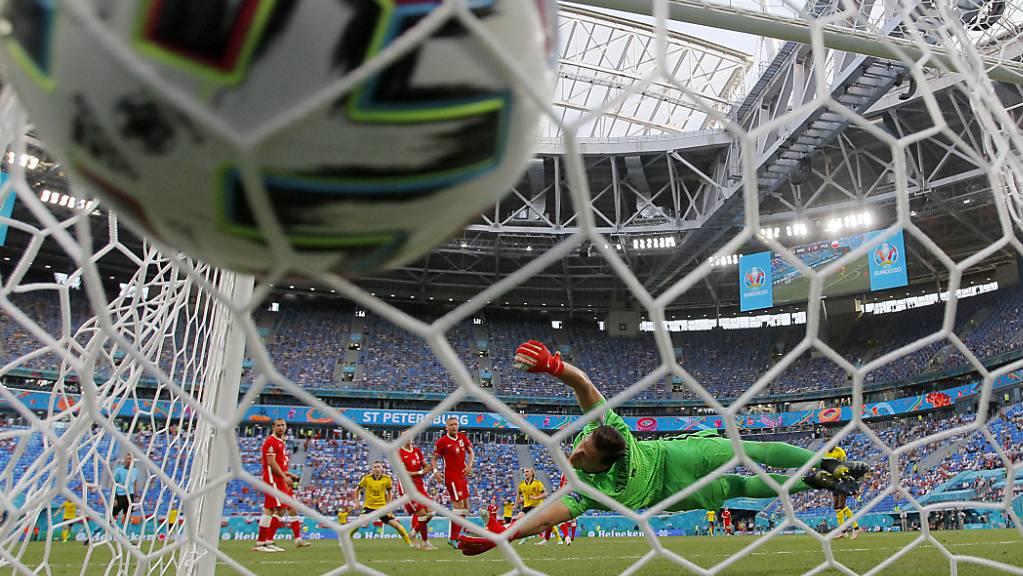 In St. Petersburg bestreitet der Sieger der Partie zwischen der Schweiz und Frankreich seinen Viertelfinal