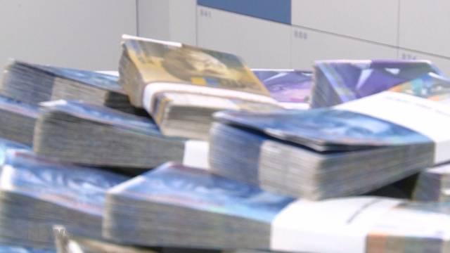 67.3 Millionen Franken Überschuss in Bern