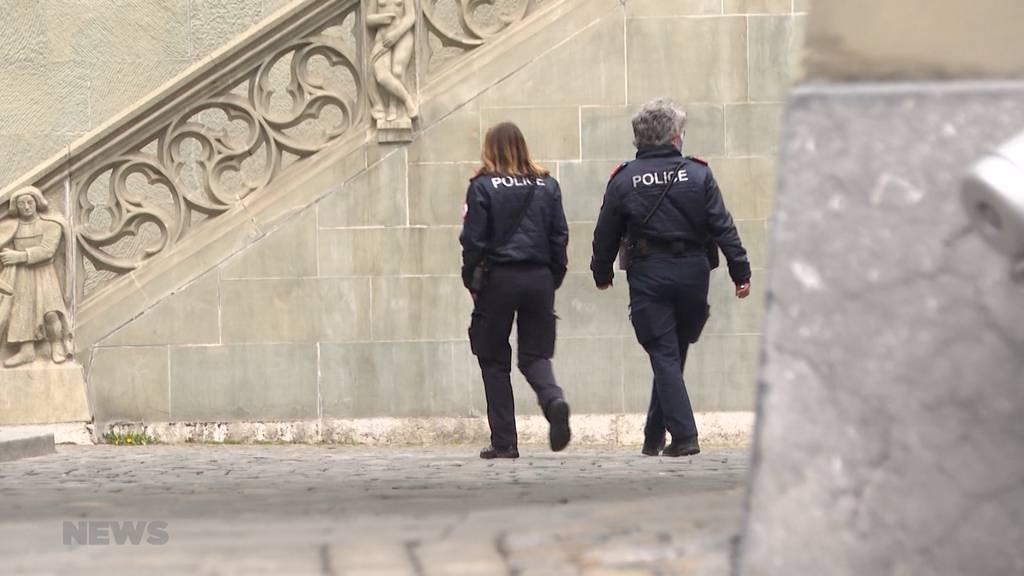 Reto Nause will mehr unbewaffnete Ortspolizisten