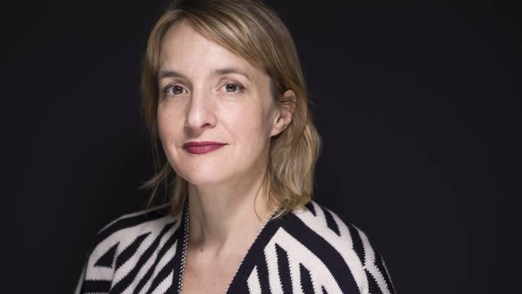Sie kuratiert den Schweizer Pavillon an der 58. Kunstbiennale in Venedig: die französisch-schweizerische Ausstellungsmacherin Charlotte Laubard.