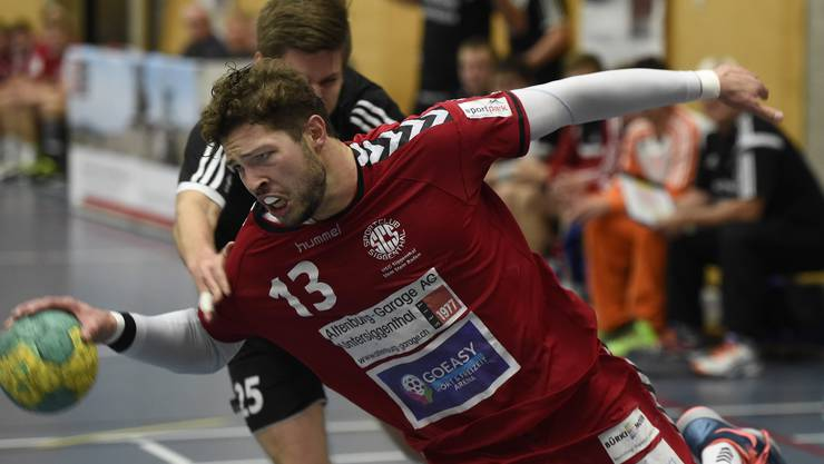 Der HSG Siggenthal/Vom Stein Baden bleiben noch zwei Spiele bis zur Winterpause.