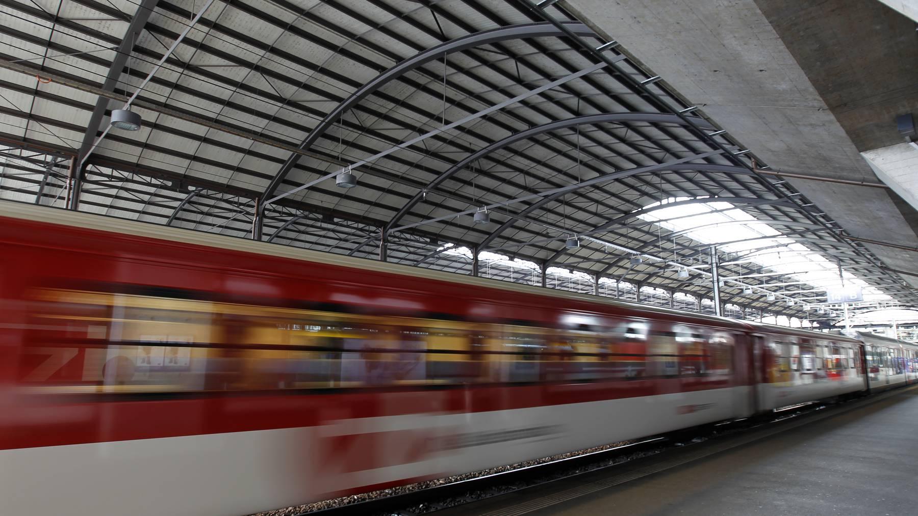 Zentralbahn hat erfolgreiches Geschäftsjahr hinter sich