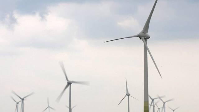 Der Windpark verfügt über eine Kapazität von 36 Megawatt (Archiv)