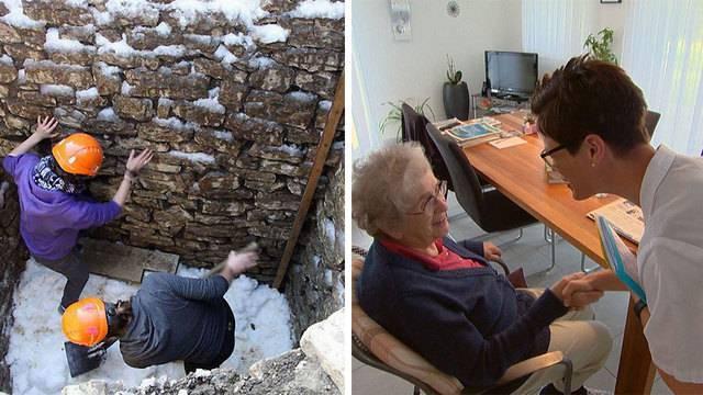 Kühlschrank aus der Antike / Unzumutbare Zustände in der Spitex in Illnau-Effretikon