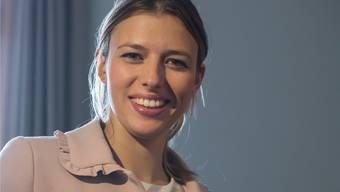 Kommt intern unter Druck: SVP-Überfliegerin Karin Bertschi.