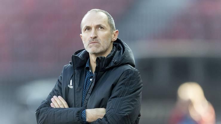 FCL-Trainer Thomas Häberli trifft morgen im Cup auf Meister YB.