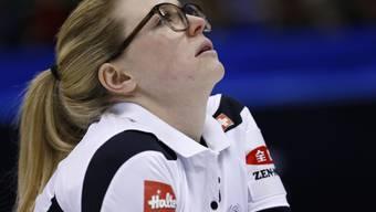 Im Final kassierte Alina Pätz eine ihrer seltenen Niederlagen.