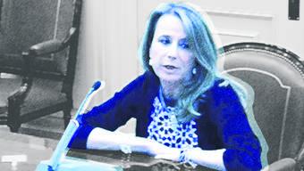 Die berühmteste spanische Richterin scheut die Öffentlichkeit. Von Carmen Lamela gibt es kaum brauchbare Fotos.