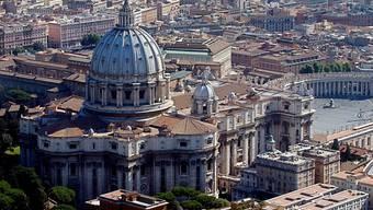 Man kann vieles kaufen im Vatikan, aber keine Zigaretten. (Symbol)