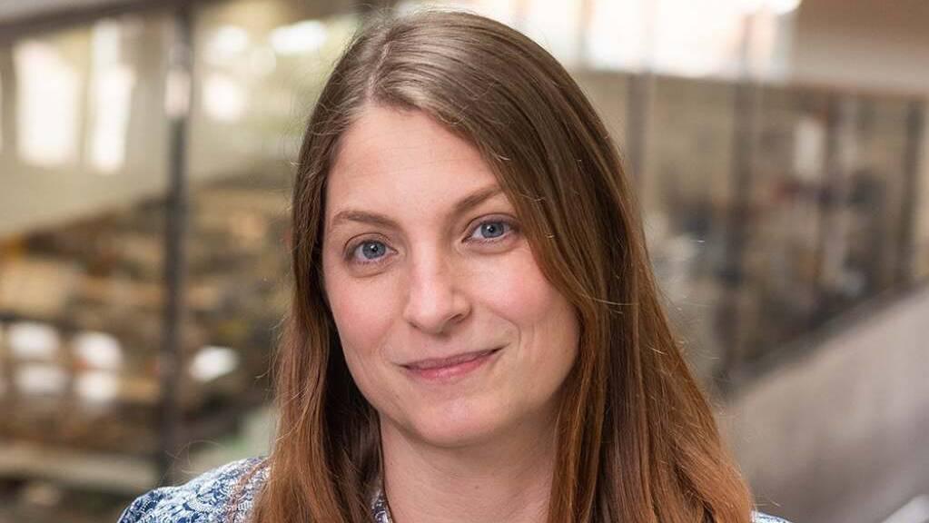 Katie Ewer, Immunologin an der Universität Oxford, ist eine von mehreren wissenschaftlichen Beiräten der Fachzeitschrift «Vaccines», die aus Protest gegen Fake News den Hut genommen haben (Universität Oxford).