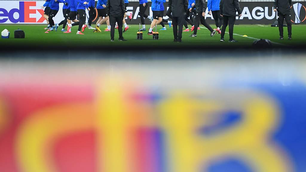 Der FC Basel schreibt wegen fehlender Transfererlöse tiefrote Zahlen