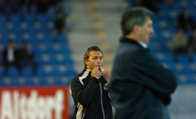 Petkovic (vorne) blieb dem Tessin treu und wechselte nach Lugano.