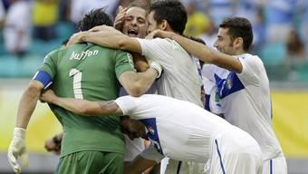 Italien gewinnt Spiel um Platz 3 am Confed-Cup