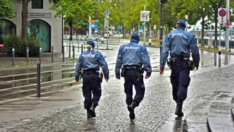 Der Präsident des Verbands der Kantonspolizei, Markus Schaaf (EVP, Zell) sah keinen Schulungsbedarf bei seinen Kollegen und Kolleginnen. (Archivbild)