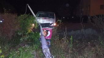 Eingeschlafen – Verkehrsunfall in Neuenhof