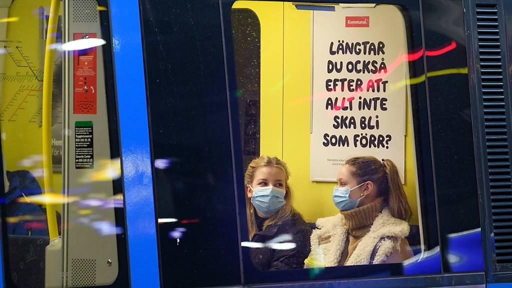 Schweden verlängert Corona-Massnahmen