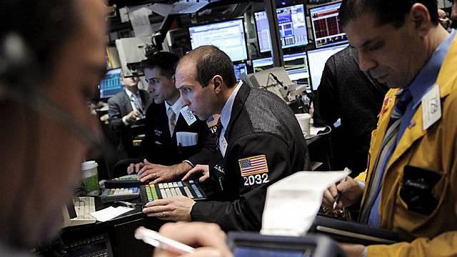 US-Börsenhändler (Archiv)