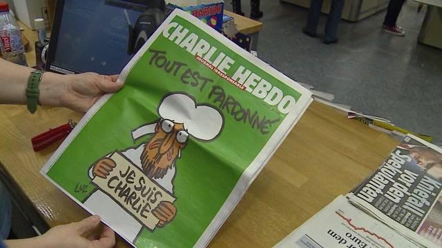 «Charlie Hebdo»-Verkauf in der Schweiz