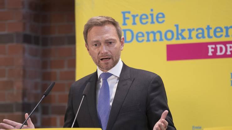 FDP-Chef hält an seinem Entscheid fest und erklärt ihn nun genauer.